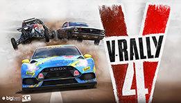 Découvrez le test de V-Rally 4, un jeu de courses disponible sur PlayStation 4, Xbox One et Nintendo Switch