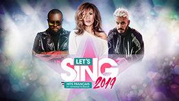 Mon avis sur Let's Sing 2019 Hits français et internationaux