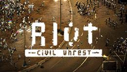 Découvrez le test du jeu RIOT: Civil Unrest, qui va vous placer dans des situations d'émeutes entre policiers et manifestants