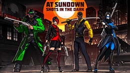 Mon avis sur At Sundown: Shots in the Dark