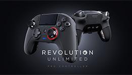 Revolution Unlimited Pro Controller : le test d'une magnifique évolution