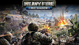 Test Heavy Fire Red Shadow. Un shooter très old school orienté tactique