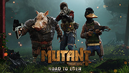 Test de Mutant Year Zero: Road to Eden. Un bon tactical RPG sur Switch