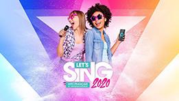 Découvrez le test du jeu de karaoké Let's Sing 2020 Hits français et internationaux sur PlayStation 4