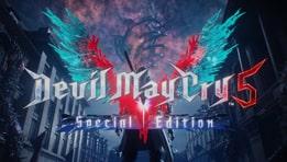 Découvrez le test du jeu Devil May Cry 5 Special Edition disponible sur PlayStation 5 et Xbox Serie X | S