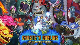 Découvrez le test du jeu Ghosts 'n Goblins Resurrection, développé et édité par Capcom sur Switch et sorti le 25 février 2021
