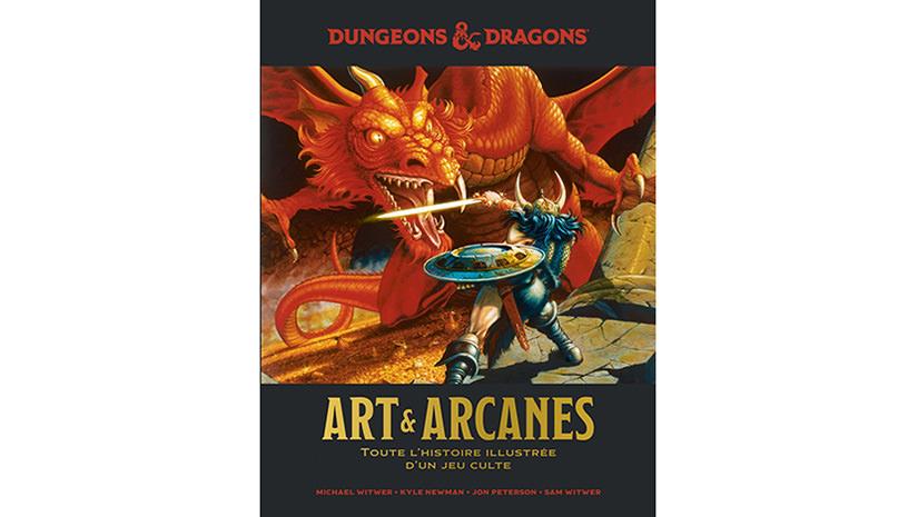 Donjons & Dragons, Art & Arcanes width=