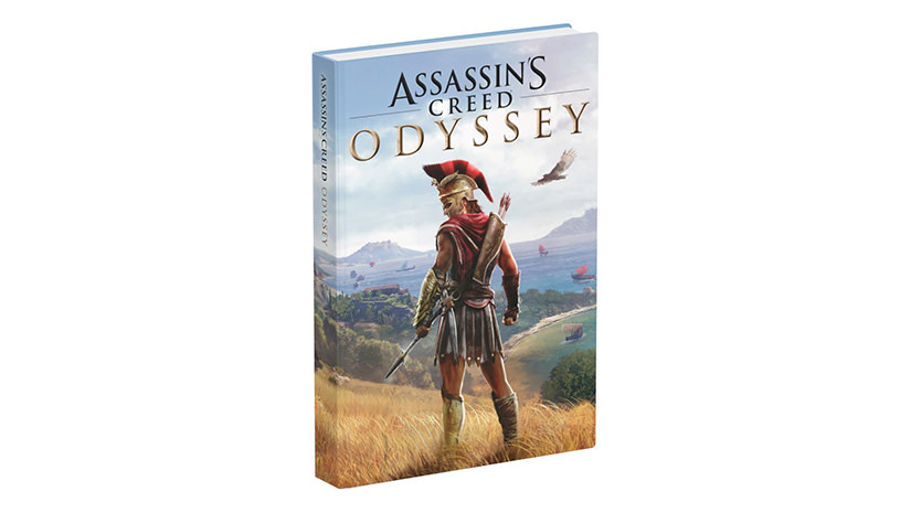 Le guide officiel Assassin's Creed Odyssey width=