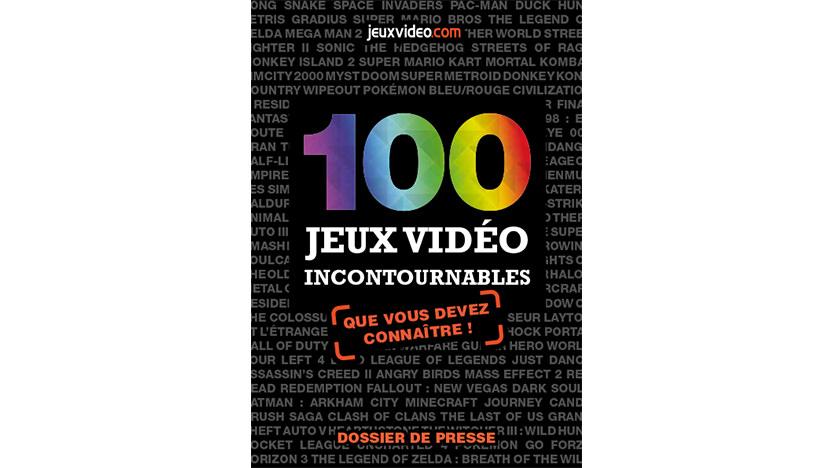 100 jeux video incontournables par jeuxvideo.com width=