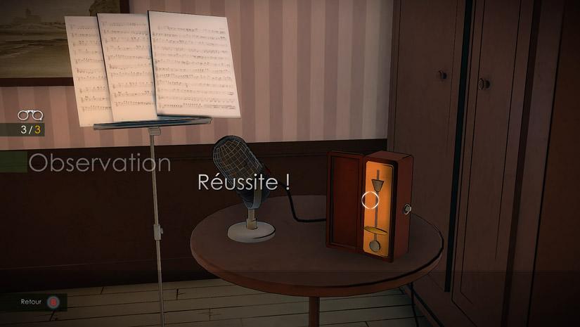 Trouvez trois objets liés à la musique