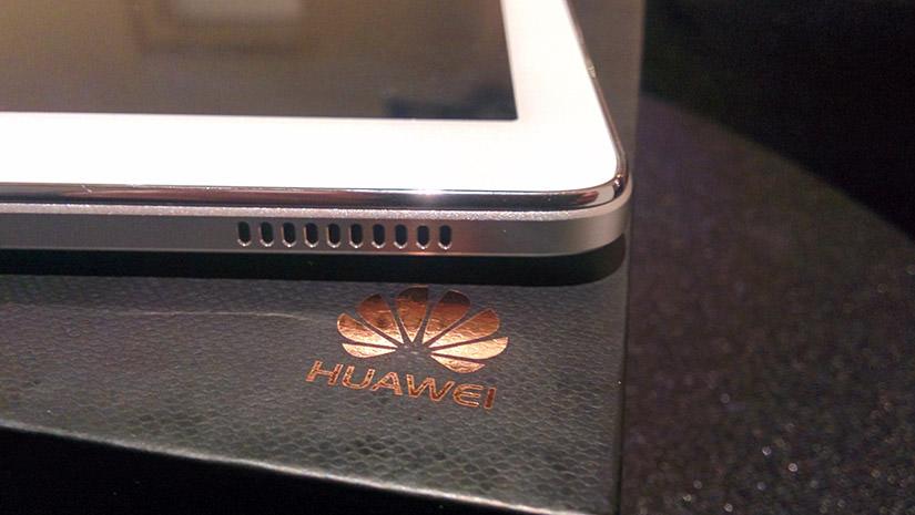 La tablette Mediapad M2 de Huawei