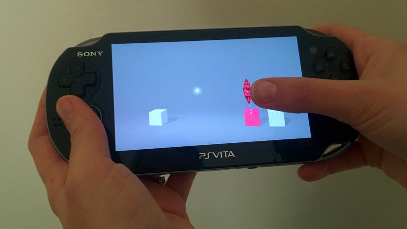 Dreii sur PS Vita