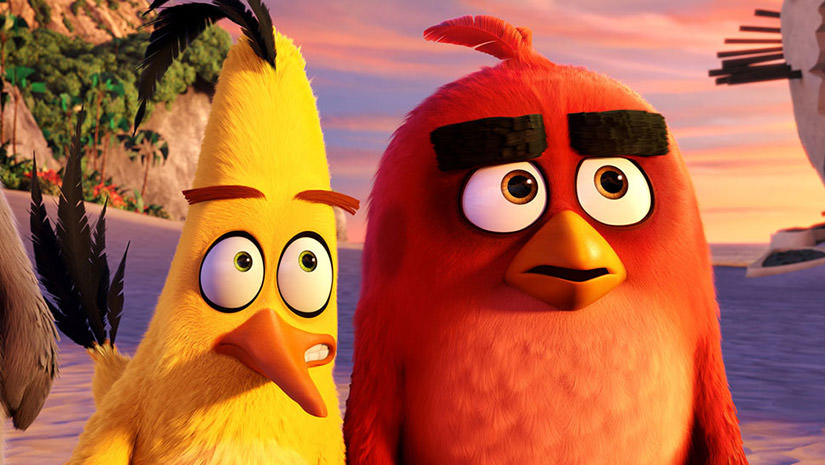 Le film Angry Birds
