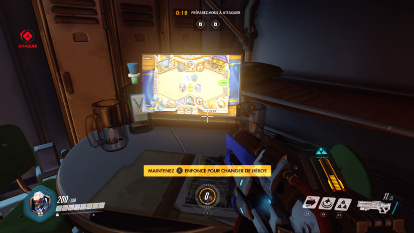 easter eggs dans Overwatch