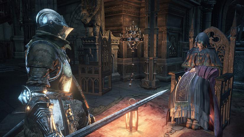 Dark Souls 3 : Succombez aux ténèbres