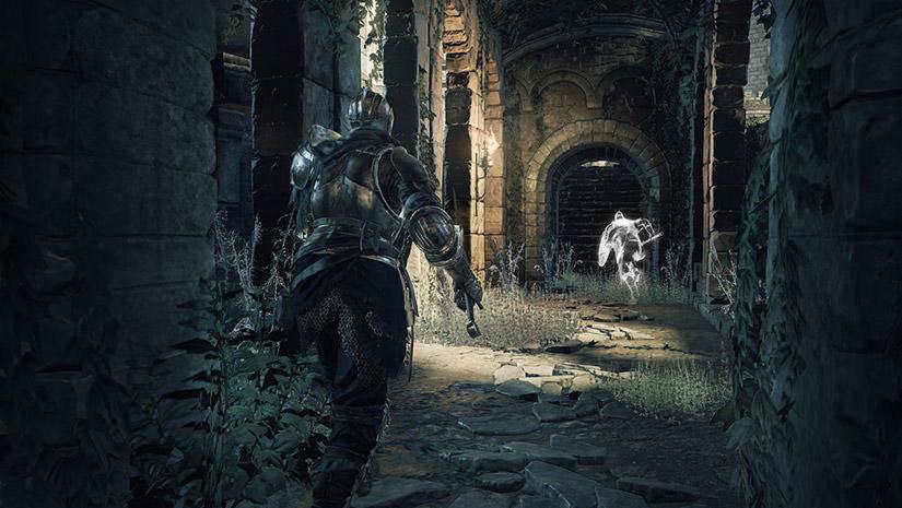 Dark Souls 3 : Défiez la mort, sans relâche