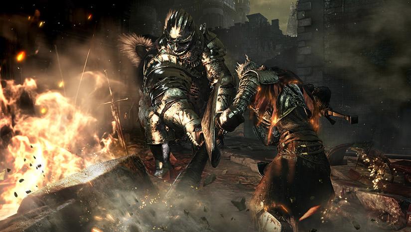 Dark Souls 3 : Dans les ténèbres  omniprésentes