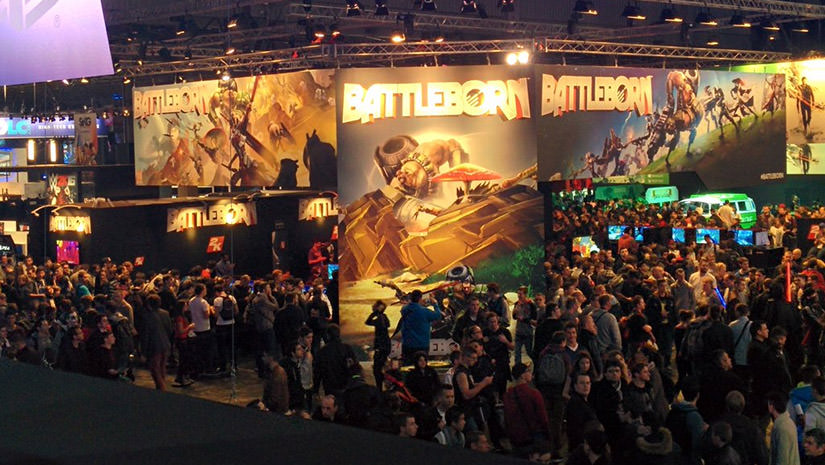 Battleborn - Paris Games Week 2015