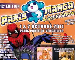 Paris Manga et Sci-Fi Show : 12ème édition