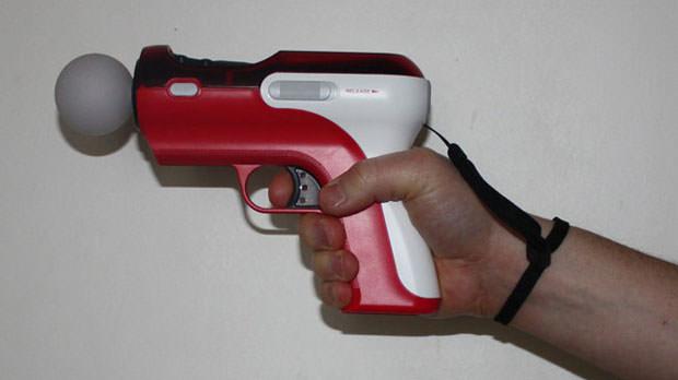 Accessoire de tir Playstation Move