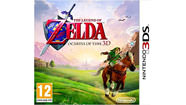 The Legend of Zelda : Ocarina of Time 3D Collector à 5 €