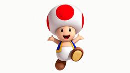 La lampe du capitaine Toad dans la boutique d'étoiles du Club Nintendo