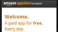 Amazon Appstore en ligne!