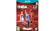 Amazon propose NBA 2K13 sur Wii U à 20,09 EUR