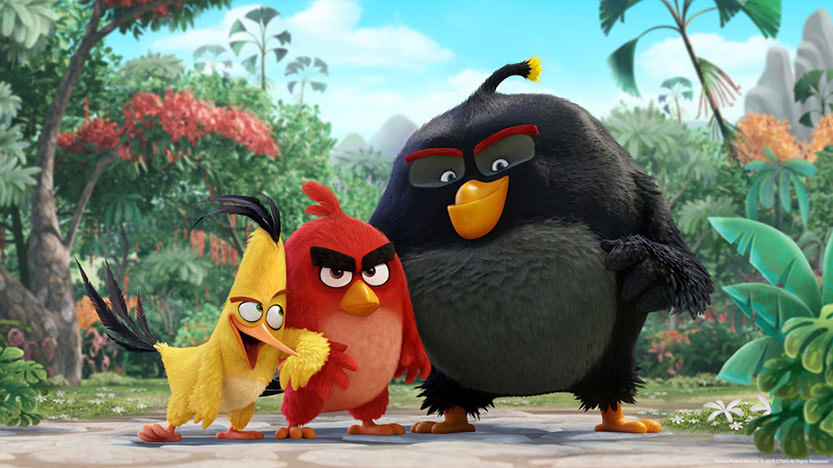 Angry Birds Le Film