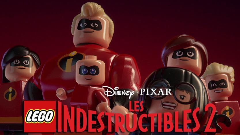 Aperçu du jeu LEGO Les Indestructibles sur Xbox One, PS4, Switch et PC