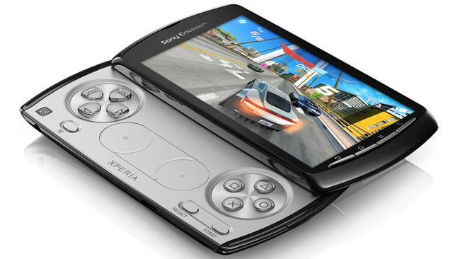 Arrivée de  l'Xperia PLAY de Sony Ericsson