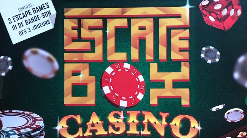 Escape Box Casino