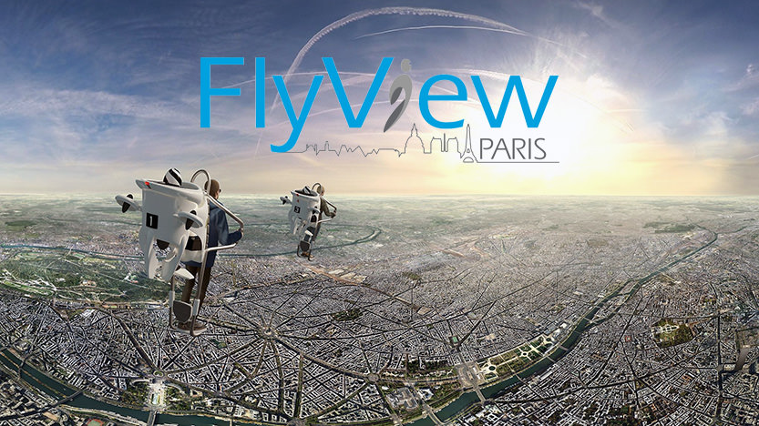 FlyView Paris