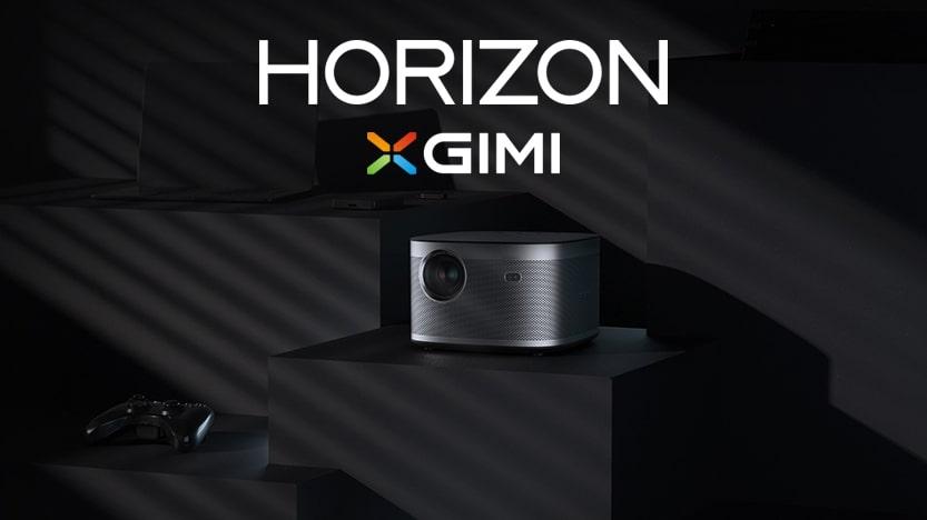 AVIS Horizon XGIMI. Un excellent projecteur pour les films et les jeux vidéo