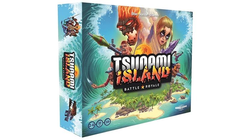 Tsunami Island Battle Royale