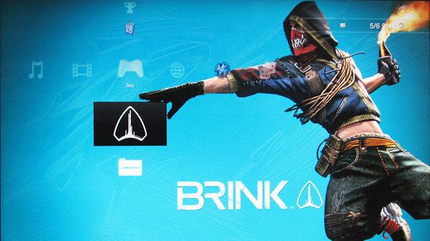 BRINK enfin le test