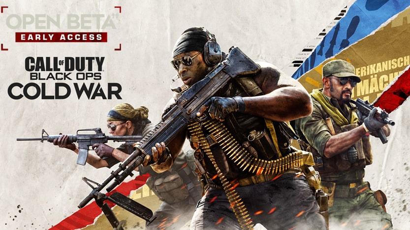 Call of Duty : Black Ops Cold War - Découverte de la bêta