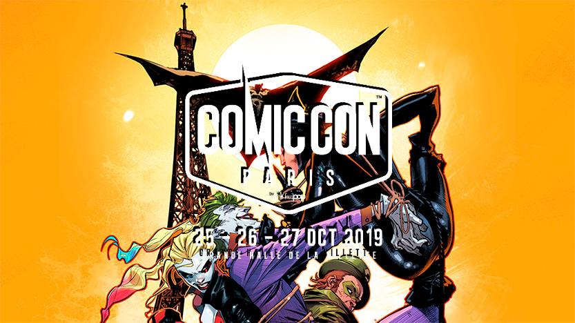Comic Con Paris 2019 : dates, tarif, stands, invités... toutes les infos