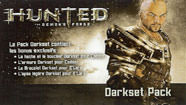 Contenu additionnel Hunted : The Demon's Forge : Darkset Pack