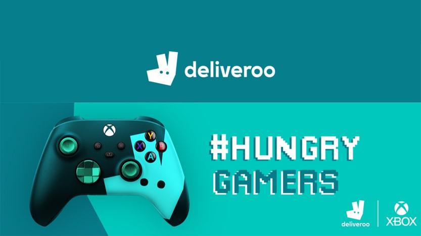 Deliveroo et Xbox s'associent pour le lancement des consoles Xbox Series X | S
