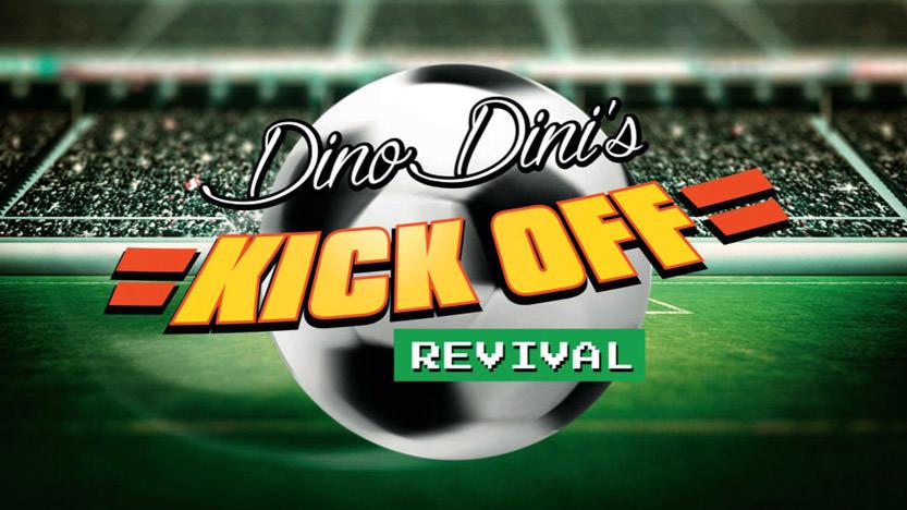 Dino Dini's Kick Off Revival - Mon Amiga dans ma PS4
