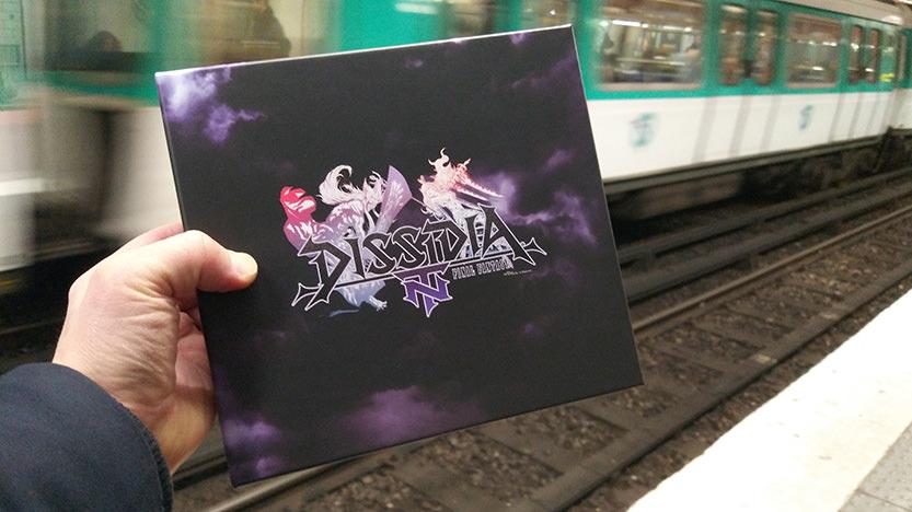 Découvrez les images du press kit Dissidia Final Fantasy NT