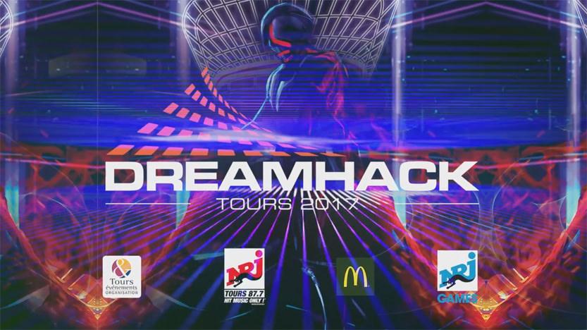 DreamHack Tour France 2017