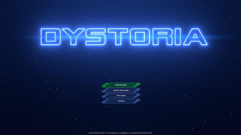 Dystoria, le shooter 3D inspiré des jeux retro
