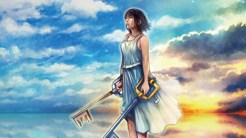 EP Face My Fears de Kingdom Hearts III par Hikaru Utada feat Skrillex