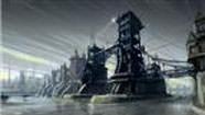 Exposition Fnac Dishonored - Dunwall, création d'une cité imaginaire