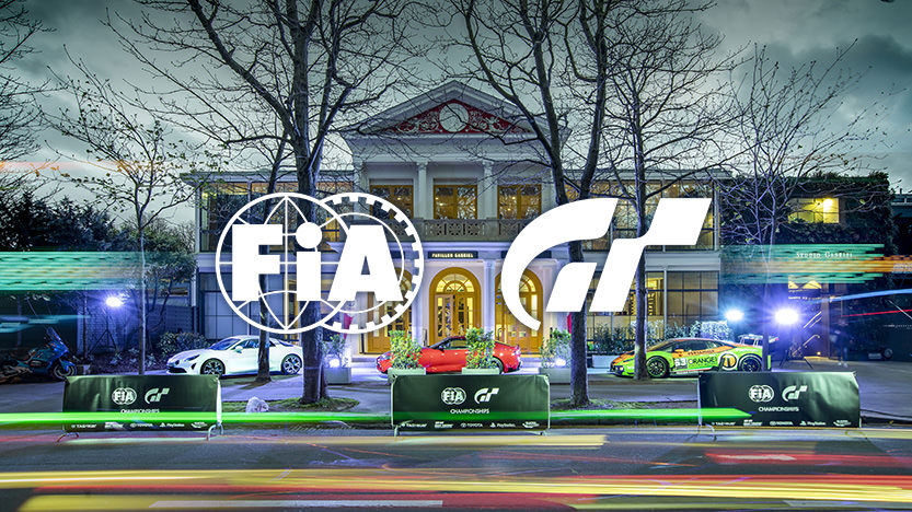 FIA Gran Turismo Championship 2019 à Paris