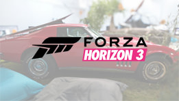 Forza Horizon 3 - Preview sur Xbox One S
