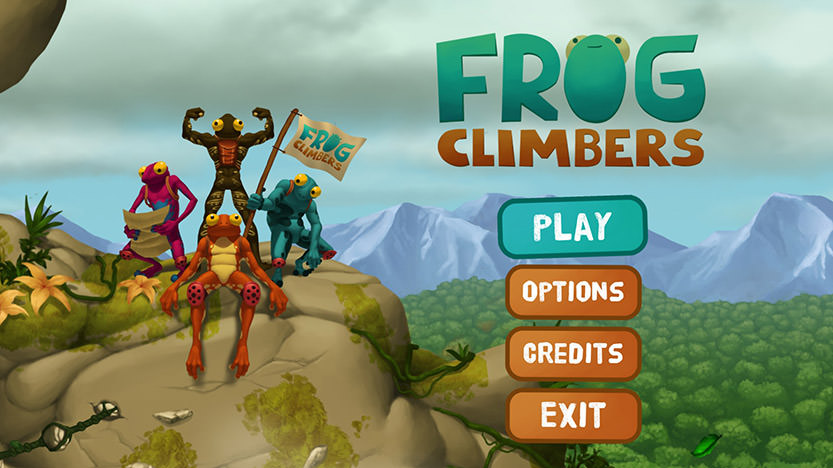 Frog Climbers : le party game avec des grenouilles