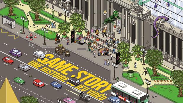 Game Story : L'exposition jeu vidéo au grand palais